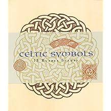 Celtic Symbols: 18 Rubber Stamps
