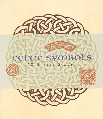 Celtic Symbols 18 Rubber Stamps Jim Paul 9780811820547 Amazon
