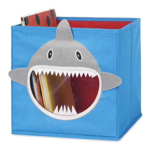 Whitmor Shark Collapsible Cube ()