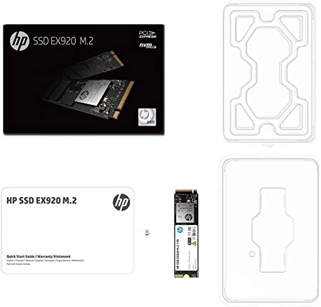 NVMe Solid State Drive for Pavilion 15-ck000 TLC Arch Memory Pro Series Upgrade for HP 512 GB M.2 2280 PCIe 3.1 x4