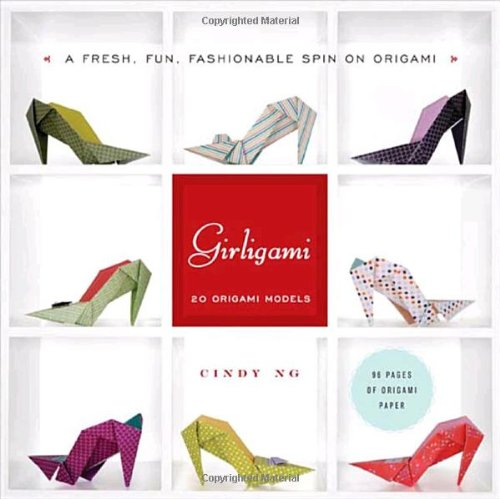 Download Girligami: A Fresh, Fun, Fashionable Spin On Origami pdf