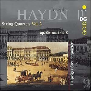 String Quartets Vol. 2 (Op. 50 No
