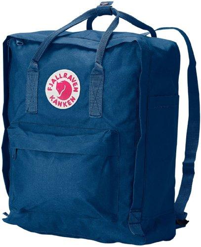Fjallraven daypack Kanken mini blue, Outdoor Stuffs