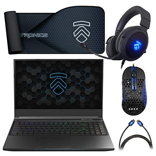 "Covert Gamer MECH-15 G3 Ultra Performance 15.6"" Laptop with G-SYNC & Advanced Optimus Technology - Intel i7-10870H NVIDIA RTX 2070 Super Max-P 16GB RAM 1TB NVMe SSD - Gaming Notebook PC by Eluktronics"