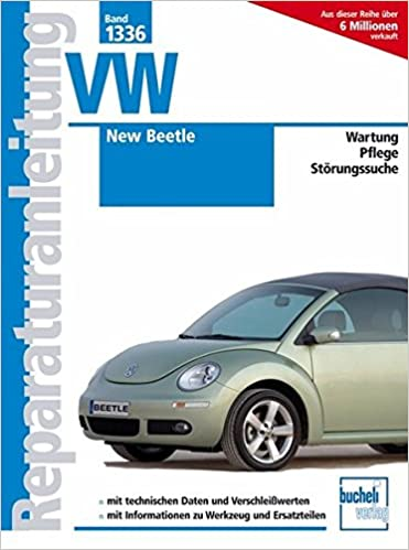 Reparaturanleitung 11/> VW Beetle Karosserie-Montagearbeiten Außen Typ 5C