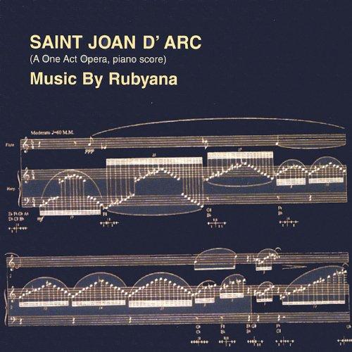 Saint Joan D' Arc (Piano Score)