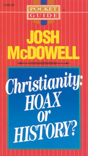 Christianity: Hoax or History? (Pocket Guide)