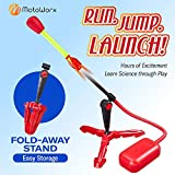 Toy Rocket Launchers for kids – Shoots Up to