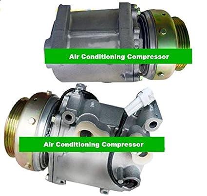 GOWE compresor de aire acondicionado para coche Mitsubishi Galant 2.0 2.4 2.5 akc200 a204g mr500318 mr460111