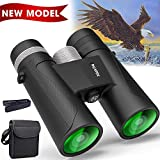 Best Binoculars For Concert Viewings - Compact Binoculars for Adults - Niskite High Power Review