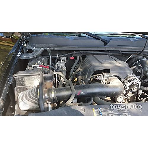 """2009-2013 Chevy Avalanche 5.3 5.3 L 6.0L 6.0 V8 AF-Dynamic 3.5/"""" PIPE Air Intake"""
