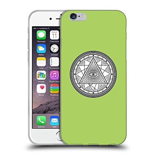 GoGoMobile Coque de Protection TPU Silicone Case pour // Q09690628 Mystique occulte 18 poule // Apple iPhone 7