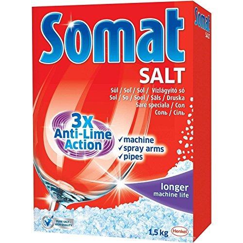 somat dishwasher salt - 5