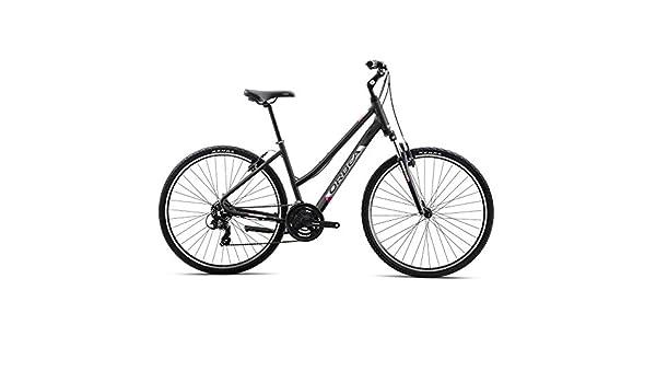 Orbea Comfort Bicicleta de trekking 32 7 marchas, 28 pulgadas Suspensión Hombre Mujer Unisex Tiempo Libre Bike, I407, color gris, tamaño large: Amazon.es: Deportes y aire libre