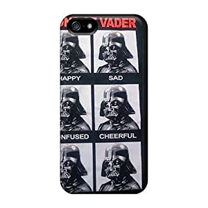 Durable Defender Cases For Iphone 5/5s Covers(vader)