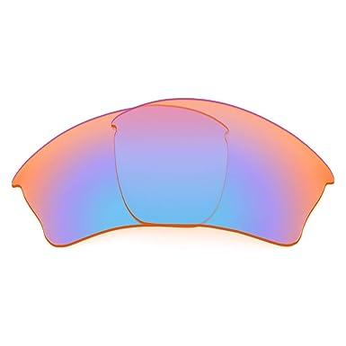 ce61a56ba9 Revant Replacement Lenses for Oakley Half Jacket XLJ Elite Tracer Orange  MirrorShield® Asian Fit
