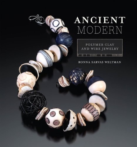 - Ancient Modern: Polymer Clay And Wire Jewelry