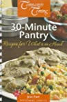 30-Minute Pantry: Recipes for What's...