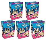 Rice Krispies Treats 36ct Variety Pack Cookies 'n Creme & Birthday Cake, 28 Oz, 36 Ct (Pack of 5)
