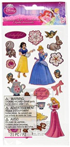 Disney Princess Phrase Stickers - 5