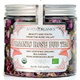 Alteya Organics USDA Organic Rose Bud Tea