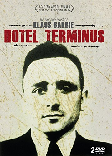 Hotel Terminus: The Life & Times of Klaus Barbie - Stationery Hotel