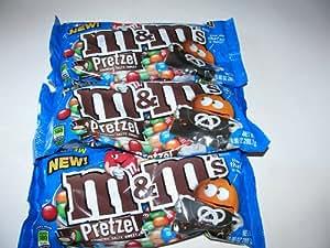 M&M's Pretzel 9.9 Oz.-Bag (Pack of 3)