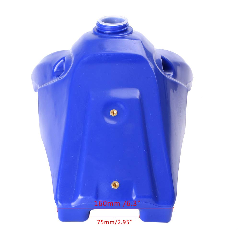 Three T Fuel Gas Tank Fit for Yamaha TTR 125 2000-2007 OEM Number 5HP-24110-30-00