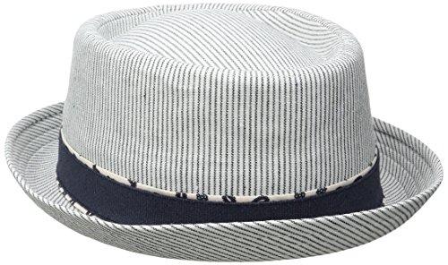 Ben Sherman Mens Linen Stripe