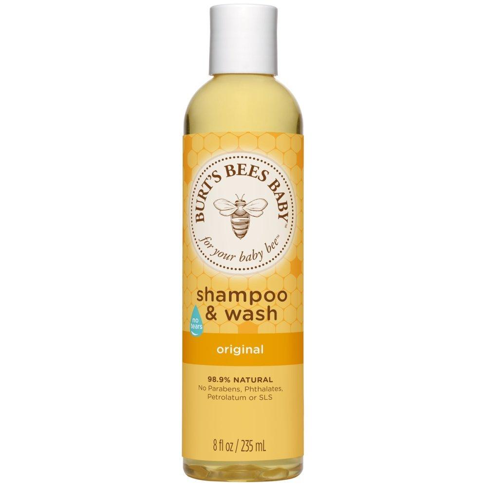 Burt's Bees Baby Bee Original Shampoo & Wash 8 oz CLOROX/BURT'S BEES 743-257