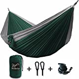 PSI Outdoor Gear Parachute Double Hammock Comes With - Best Reviews Guide