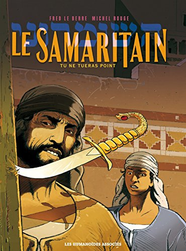 le-samaritain-vol-1-tu-ne-tueras-point-french-edition