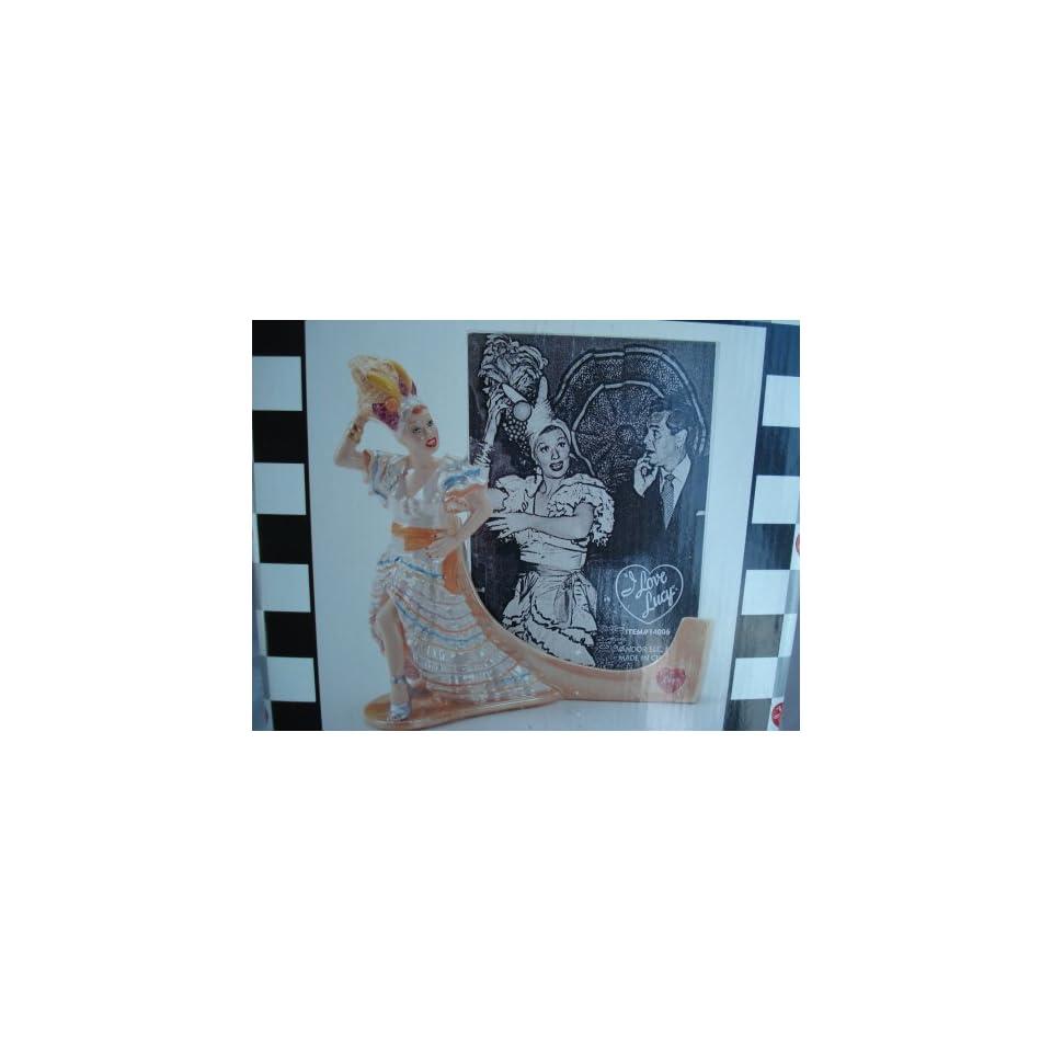 I Love Lucy Carmen Miranda Frame