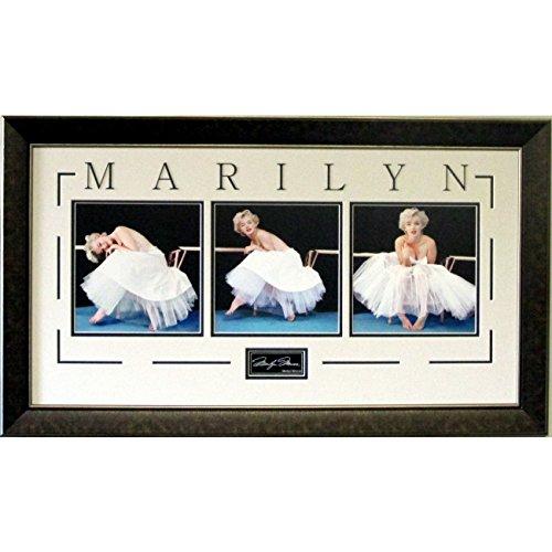 Marilyn Monroe Ballerina Collage Signed (Signed Ballerina)
