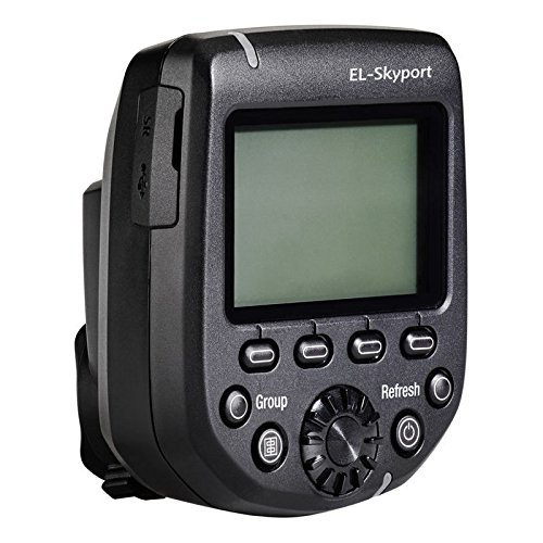 Elinchrom Digital Flash (Elinchrom Skyport Transmitter Plus HS - Nikon Version (EL19367))