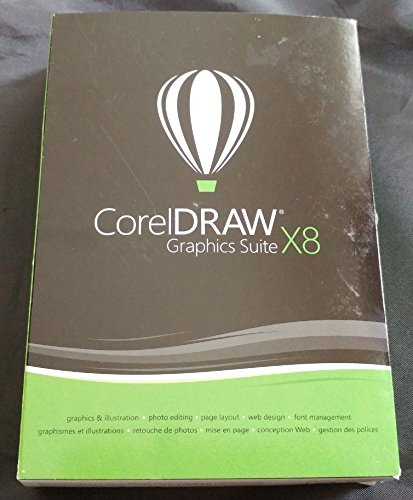 CorelDraw Graphics Suite X8- Online Key Delivery