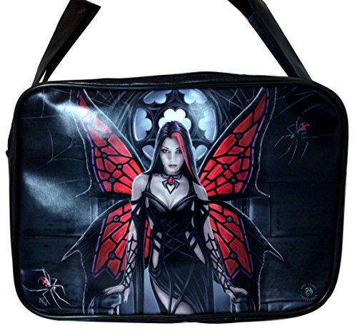 NEW ANN STOKES DRAGON FAIRY ART, SIDE BAG/ PURSE **YOUR CHOICE OF ART**BY ACK (ARACNAFARIA)