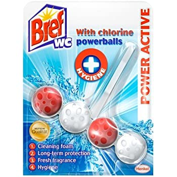 Amazon Com Bref Wc Power Active Toilet Cleaner With