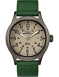 Timex Men's TW4B06800GP Expedition Field Metal Analog Elevated Grey Dial Wrist Watch