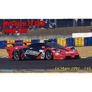 Fujimi - McLaren F1 GTR Long Tale