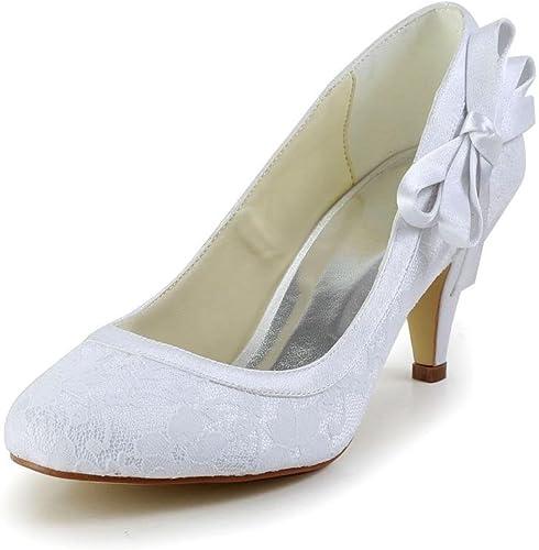 Scarpe Sposa Numero 42.Jia Jia Wedding 594946 Scarpe Sposa Scarpe Col Tacco Donna Amazon