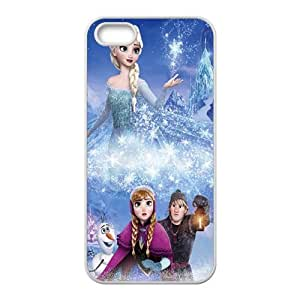 Frozen lovely girl Cell Phone Case for iPhone 5S by lolosakes