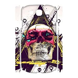 BLACCA Phone Case Of famous skull For Samsung Galaxy S3 I9300