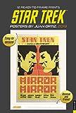 Star Trek Posters by Juan Ortiz 2019 Poster Calendar