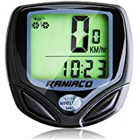 Bike Computer, Raniaco Original Wireless Bicycle...