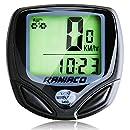 Raniaco Bike Computer, Original Wireless Bicycle Speedometer, Bike Odometer Cycling Multi Function