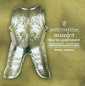 Prokofiev S.: Hamlet / Boris