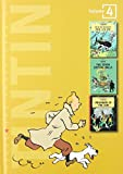 The Adventures of Tintin, Vol. 4:  Red Rackham's Treasure / The Seven Crystal Balls / Prisoners of the Sun (3 Volumes in 1)