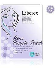 120 Pcs Liberex Patch Anti-Acné Hydrocolloïde Absorbant - Anti Bouton