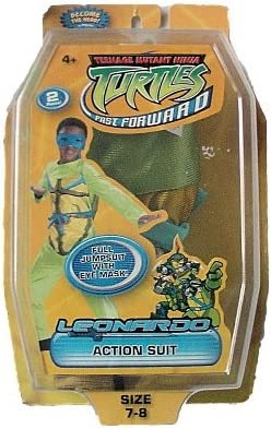 Amazon Com Teenage Mutant Ninja Turtles Fast Forward Leonardo